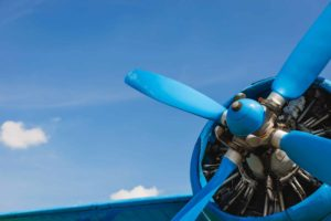 propeller maintenance keeps planes flying